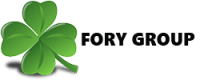 Логотип компании Fory Group