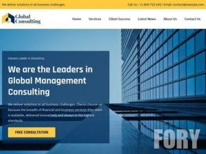 business - тема WordPress
