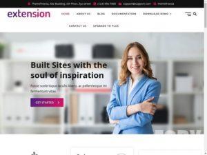 Extension от Theme Freesia WordPress