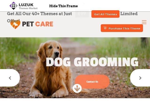 Клиника для домашних животных pet-clinic