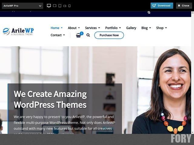 Stranger WP - это быстрая, полностью настраиваемая и красивая многофункциональная тема WordPress